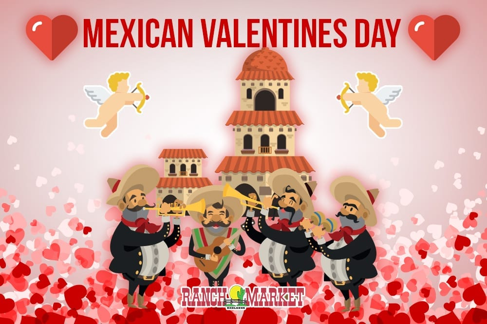Mexican Valentines Day