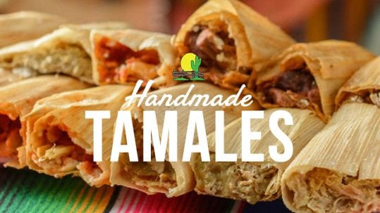 Authentic Tamale