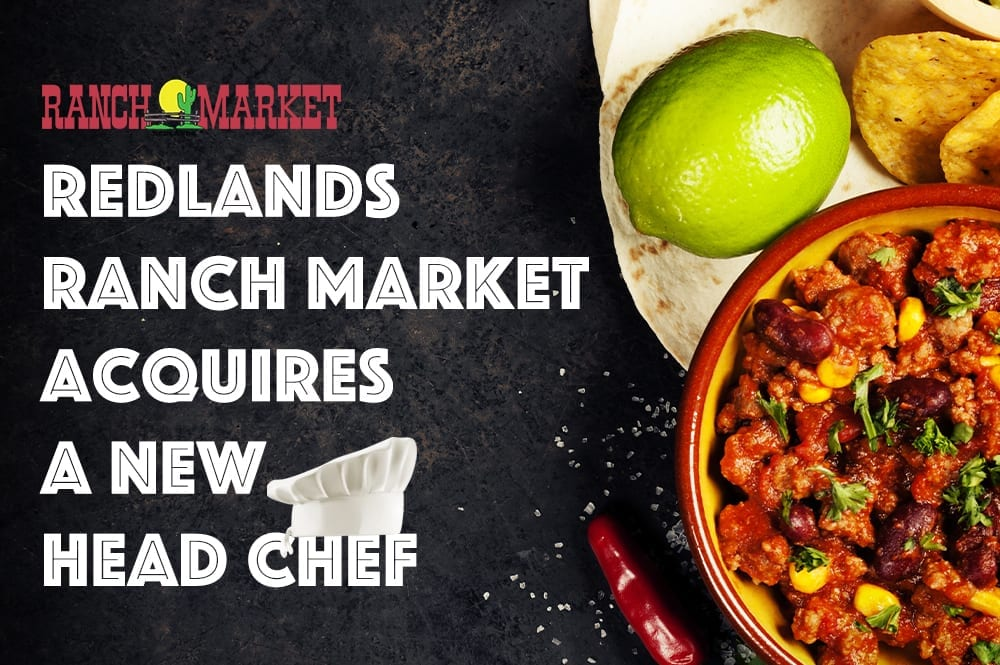 Redlands Ranch Market Acquires A New Head Chef