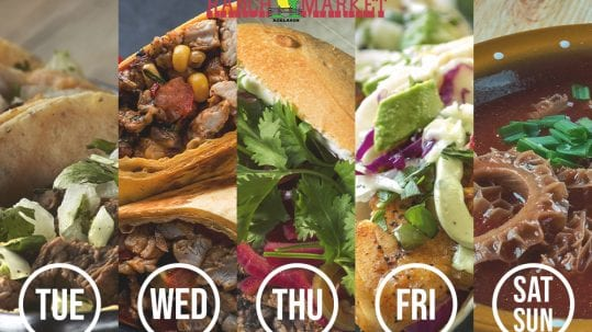 Weekly Mexican Kitchen Specials Cover Photo