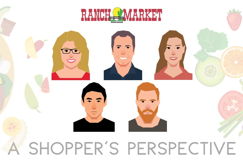 a shoppers perspective