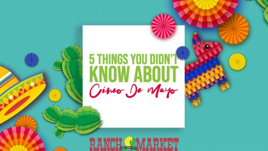 5 Things You Didn't Know About Cinco De Mayo