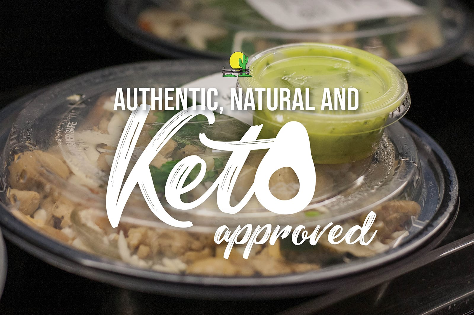 authentic keto food