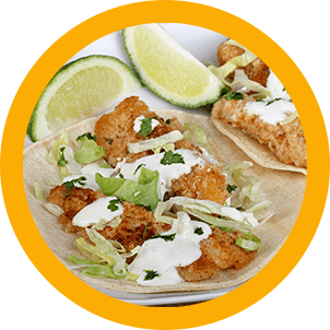 FISH TACO FRIDAY