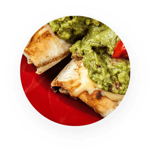 MINI CHIMICHANGA PLATTER