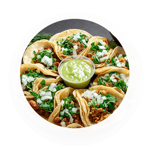 Catering tacos