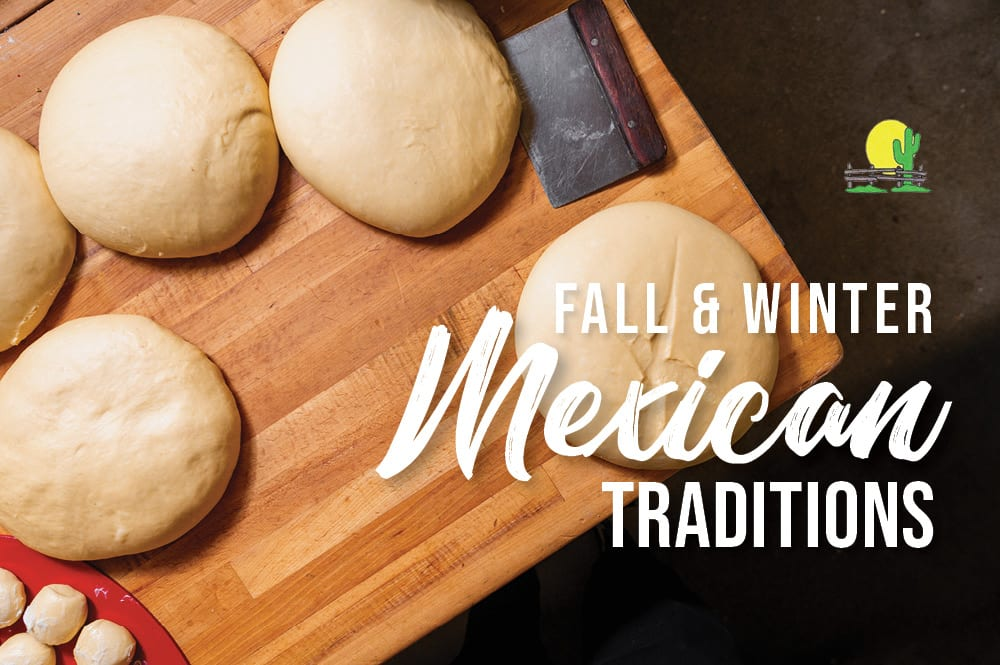 Fall and Winter Mexican Traditions
