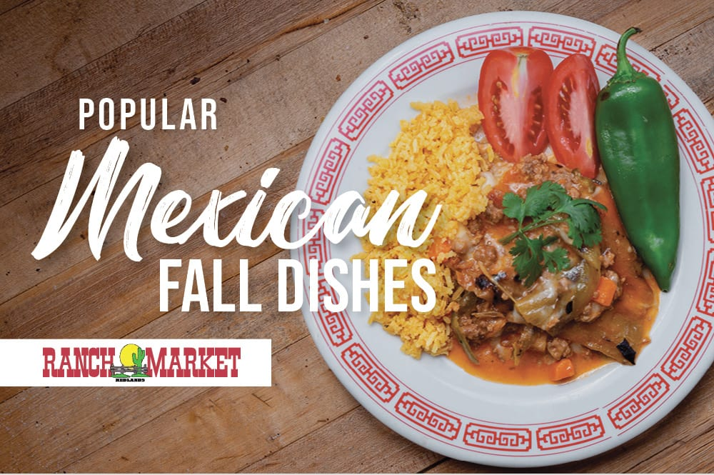 Popular Mexican Foods To Eat In The Fall