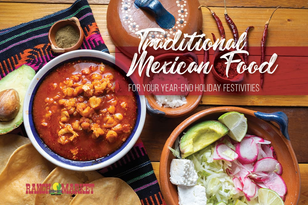 traditional homemade Mexican meals-to-go
