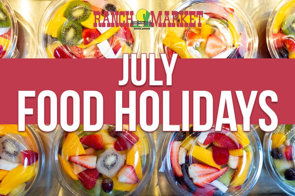 the best July celebration food