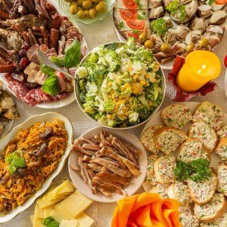 Eastren europe food